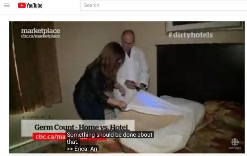 酒店为什么这么脏?