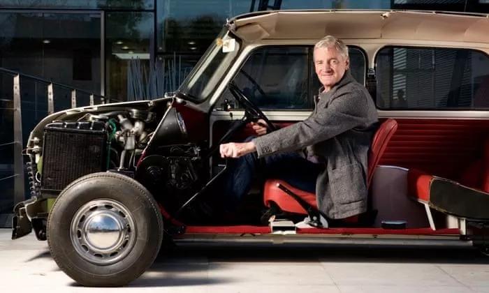 设计之王戴森的造车冒险
